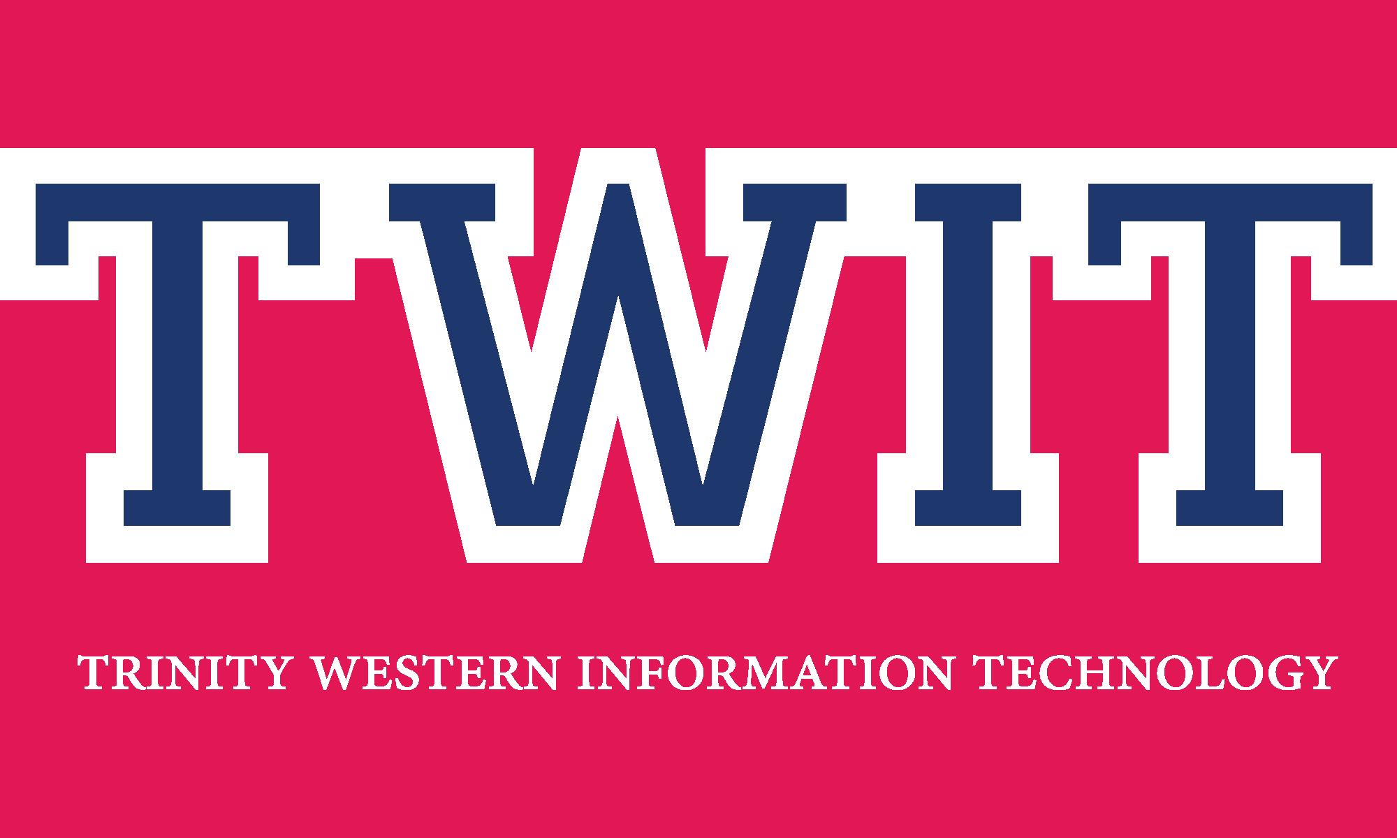 The TWIT Blog